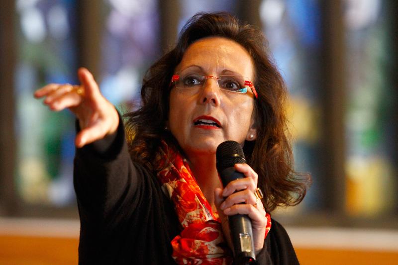 Gemeindereferentin Gertrude Knepper