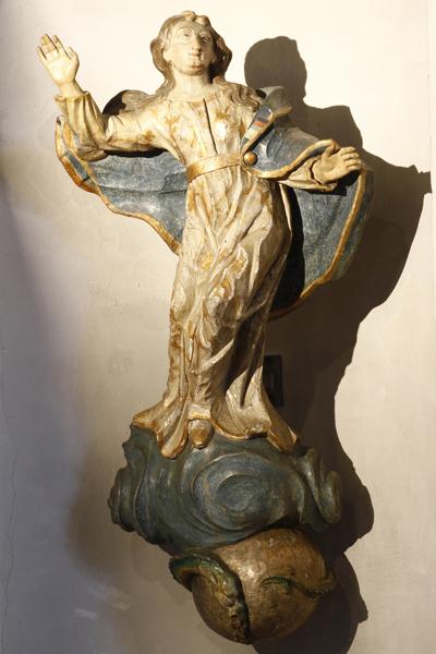 """Statue """"Himmelfahrt Mariens"""""""