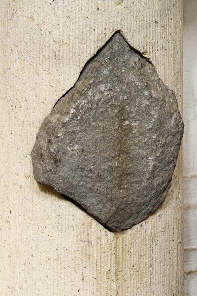 Stein aus Magdala
