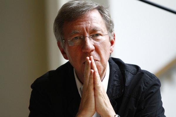 Pastor im besonderen Dienst Dietmar Schmidt