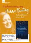 26.11.2017: Den Advent willkommen heißen mit Worten, Musik, Kuchen & Kaffee!