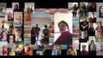 Musikalische Grüße vom Effata-Chor: Siyahamba – Flashmob-Video