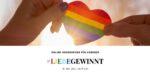 Liebe gewinnt: digitale Segensfeier für alle Liebenden am 10. Mai