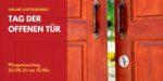 Online-Gottesdienst am 23.05.2021: Tag der offenen Tür