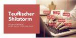Online-Gottesdienst am 6. Juni: Teuflischer Shitstorm