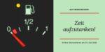 Online-Gottesdienst am 04.07.21: Zeit aufzutanken – Auf Wiederzoom!
