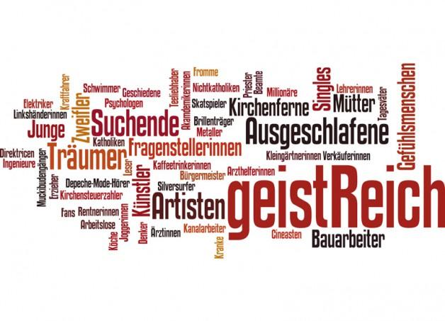 geistReich 2013 - Startup am 19. Mai 2013, 18 Uhr - 21. Mai 2013, 13 Uhr (Pfingsten)