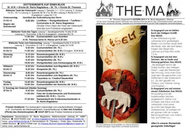 The-Ma zu Ostern 2013 (31.03.2013)