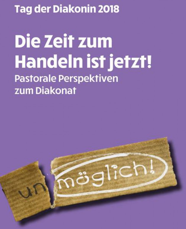 """Tag der Diakonin"" am 29. April 2018 in St. Maria Magdalena"