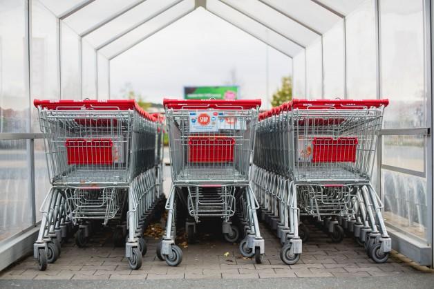 Solidarität in Zeiten von Corona: Einkaufsdienst für Risikogruppen