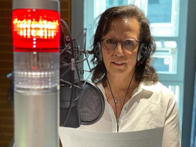 Gertrude Knepper spricht auf WDR4 im Juli übers Segnen